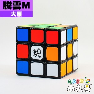 大雁 - 3x3x3 - 騰雲M 原廠改磁版