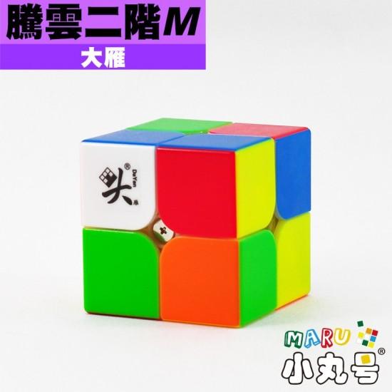 大雁 - 2x2x2 - 騰雲M 原廠改磁版