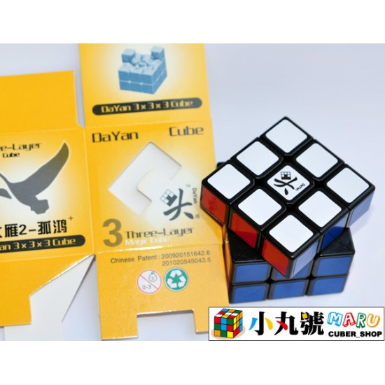 大雁 - 3x3x3 - 孤鴻二代