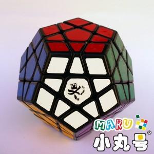 大雁 - Megaminx(十二面體) - 無帶脊