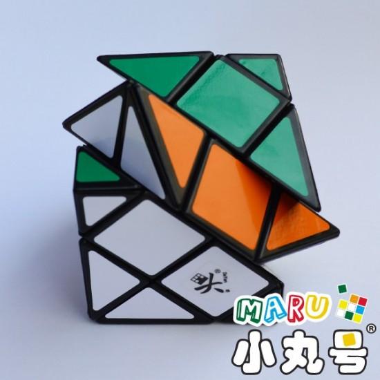 大雁 - 異形方塊 - 四階斜轉