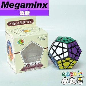 泛新 - Megaminx 正十二面體
