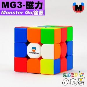 淦源 - Monster Go - 3x3x3 - 磁力三階 v2