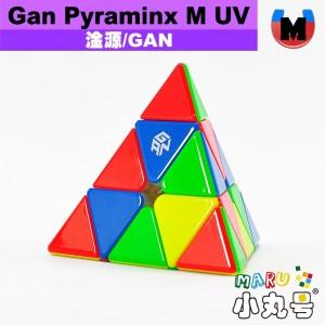 淦源 - Pyraminx 金字塔 - 磁力金字塔 全向軸定位 UV版