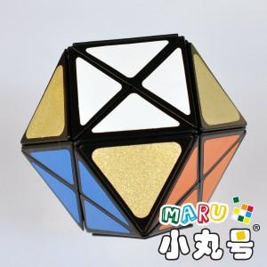 藍藍 - 異形方塊 - 12軸14面體