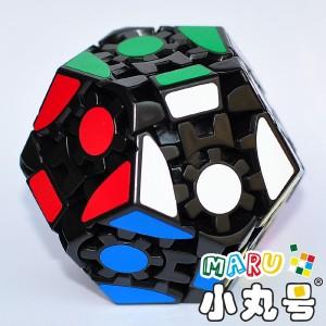 藍藍 - 異形方塊 - 齒輪Megaminx方塊