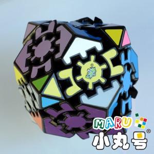 藍藍 - 異形方塊 - 齒輪三階菱面