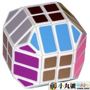 藍藍 - 四階菱邊方塊