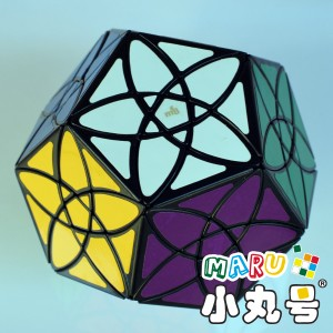 MF8 - 異形方塊 - 紫荊花五魔