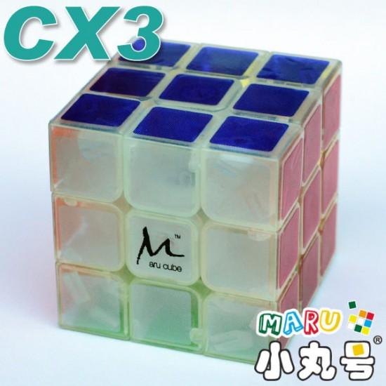 CX3 - 57mm - 透明夜光