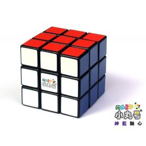 小丸號 - 紳藍三階 - 3x3x3 - 紳藍軸心 - 黑