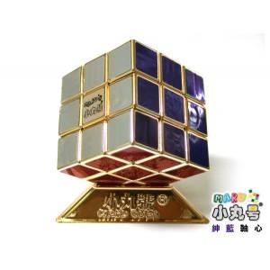 小丸號 - 紳藍三階 - 3x3x3 - 紳藍軸心 - 金牌 - 限量999組