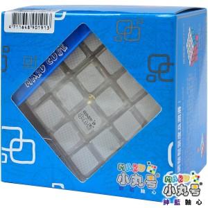 紳藍四階二代 - 4x4x4 - 透明