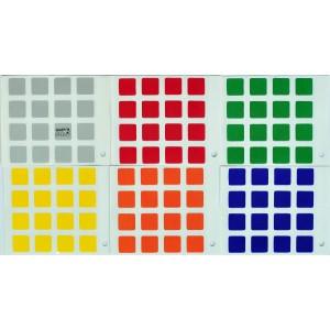 小丸號 - 紳藍四階二代專用 - 透明貼紙