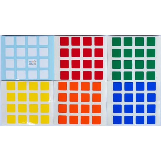 小丸號 - 紳藍四階一代專用 - 標準貼紙
