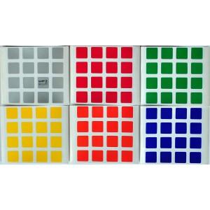 小丸號 - 紳藍四階一代專用 - 透明貼紙