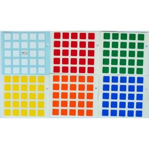 小丸號 - 紳藍五階專用 - 標準貼紙