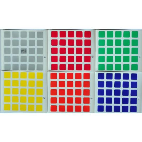 小丸號 - 紳藍五階專用 - 透明貼紙