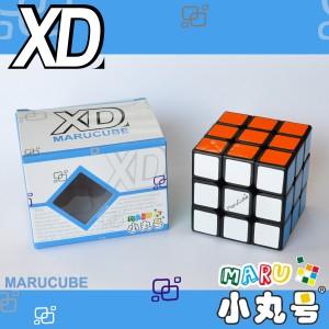 小丸號 - 3x3x3 - XD三階 - 黑