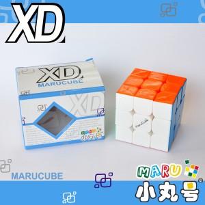 小丸號 - 3x3x3 - XD三階 - 六色