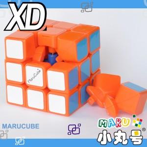 小丸號 - 3x3x3 - XD三階 - 橘