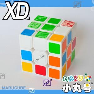 小丸號 - 3x3x3 - XD三階 - 白