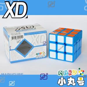 小丸號 - 3x3x3 - XD三階 - 藍
