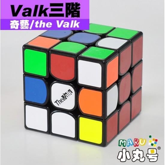 魔方格 - 3x3x3 - Valk