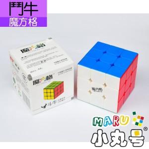 魔方格 - 3x3x3 - 鬥牛 - 標準六色版