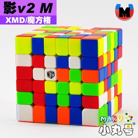 魔方格 - 6x6x6 - 影v2 Shadow M