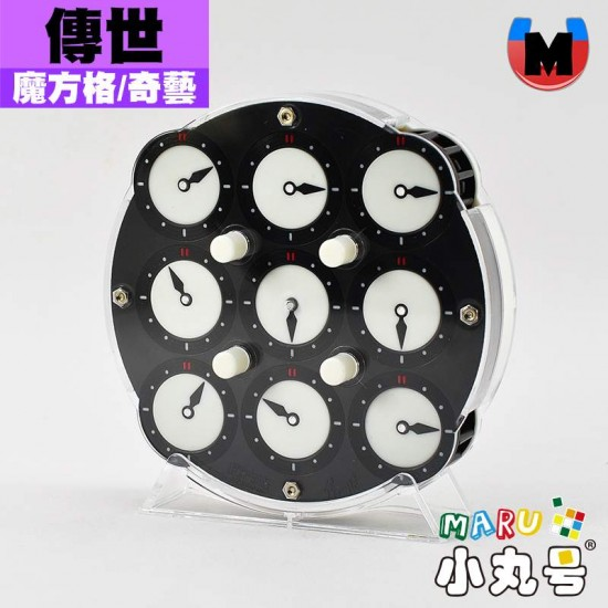 魔方格 - Clock - 傳世 磁力魔錶