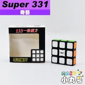 奇藝 - 異形方塊 - Super 3x3x1 碟型方塊