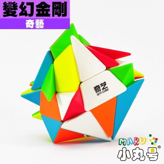 奇藝 - 異形方塊 - 變幻金剛 (軸方塊)