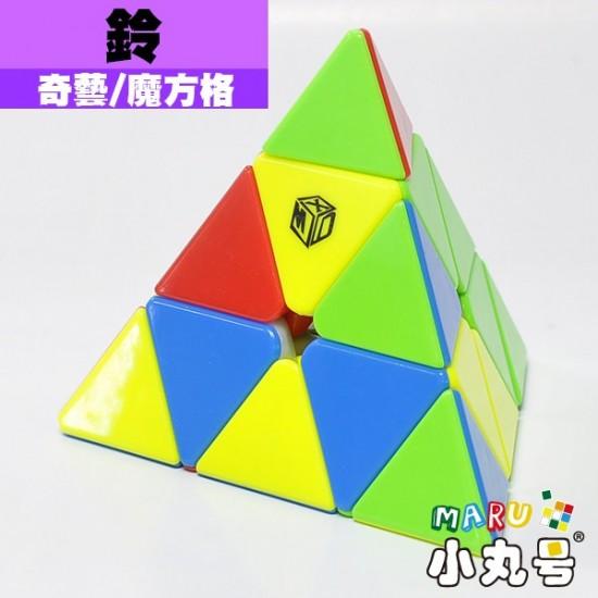 魔方格 - Pyraminx - 磁力金字塔 - 鈴
