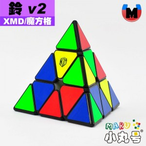 魔方格 - Pyraminx - 鈴金字塔 v2