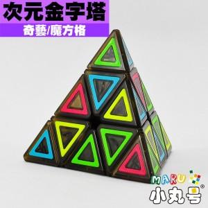 奇藝 - Pyraminx - 次元金字塔