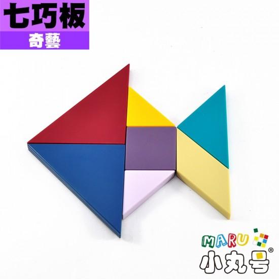奇藝 - 益智玩具 - 七巧板