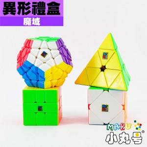 魔域 - 套餐禮盒組 - 魅龍異形四件組