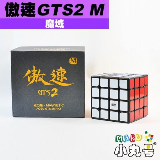 魔域 - 4x4x4 - 傲速四階GTS2 M <贈小丸油>