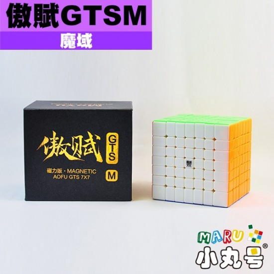 魔域 - 7x7x7 - 傲賦GTSM 原廠改磁版