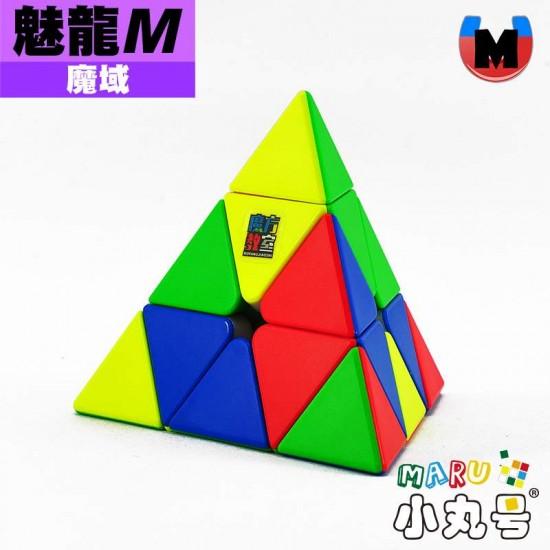 魔域 - Pyraminx 金字塔 - 魅龍金字塔 M 魅龍磁力系列