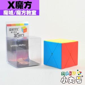 魔域 - 異形方塊 - 魔方教室 - X魔方