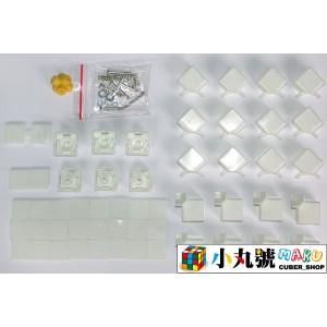國甲 - 3x3x3 - 封閉三代 - DIY