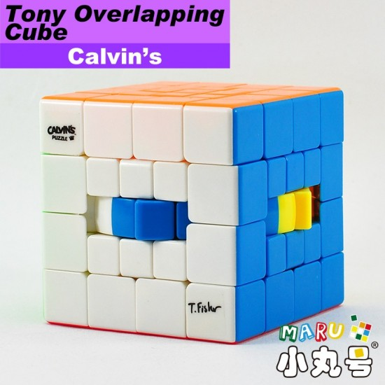 Calvin's - 異形方塊 - Tony Overlapping Cube