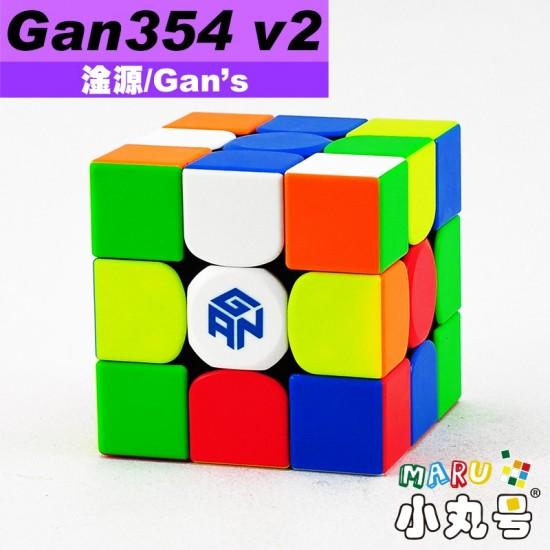 淦源 - 3x3x3 - Gan354 M v2