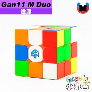淦源 - 3x3x3 - Gan11 M Duo