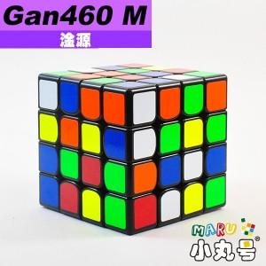 淦源 - 4x4x4 - Gan460 M - 黑色
