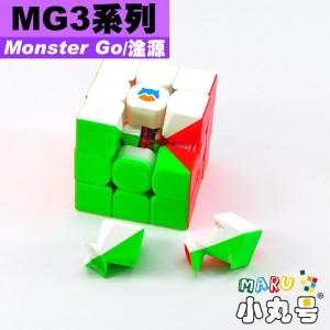 淦源 - Monster Go - 3x3x3 - 磁力三階