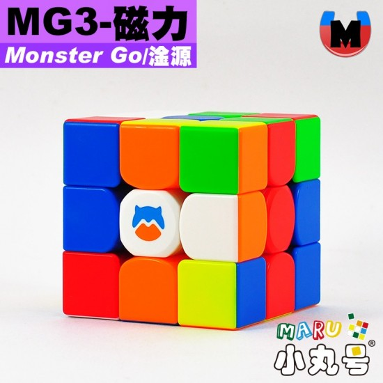 淦源 - Monster Go - 3x3x3 - 磁力三階