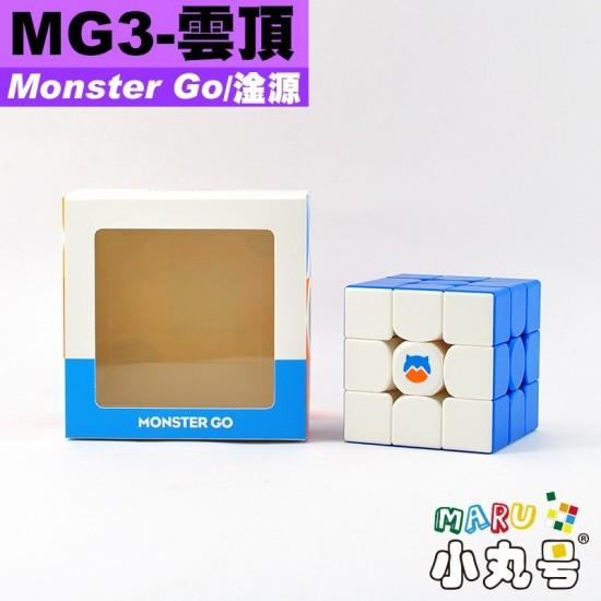 淦源 - Monster Go - 3x3x3 - 雲頂三階